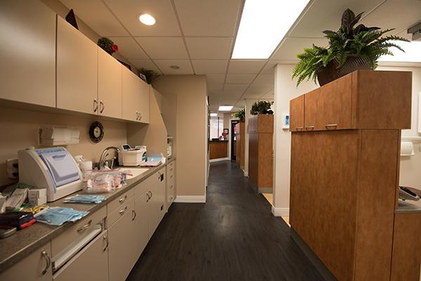 Dentist in Philadelphia Tech hall