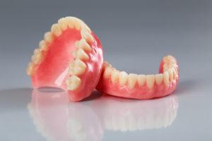 five fails of dentures