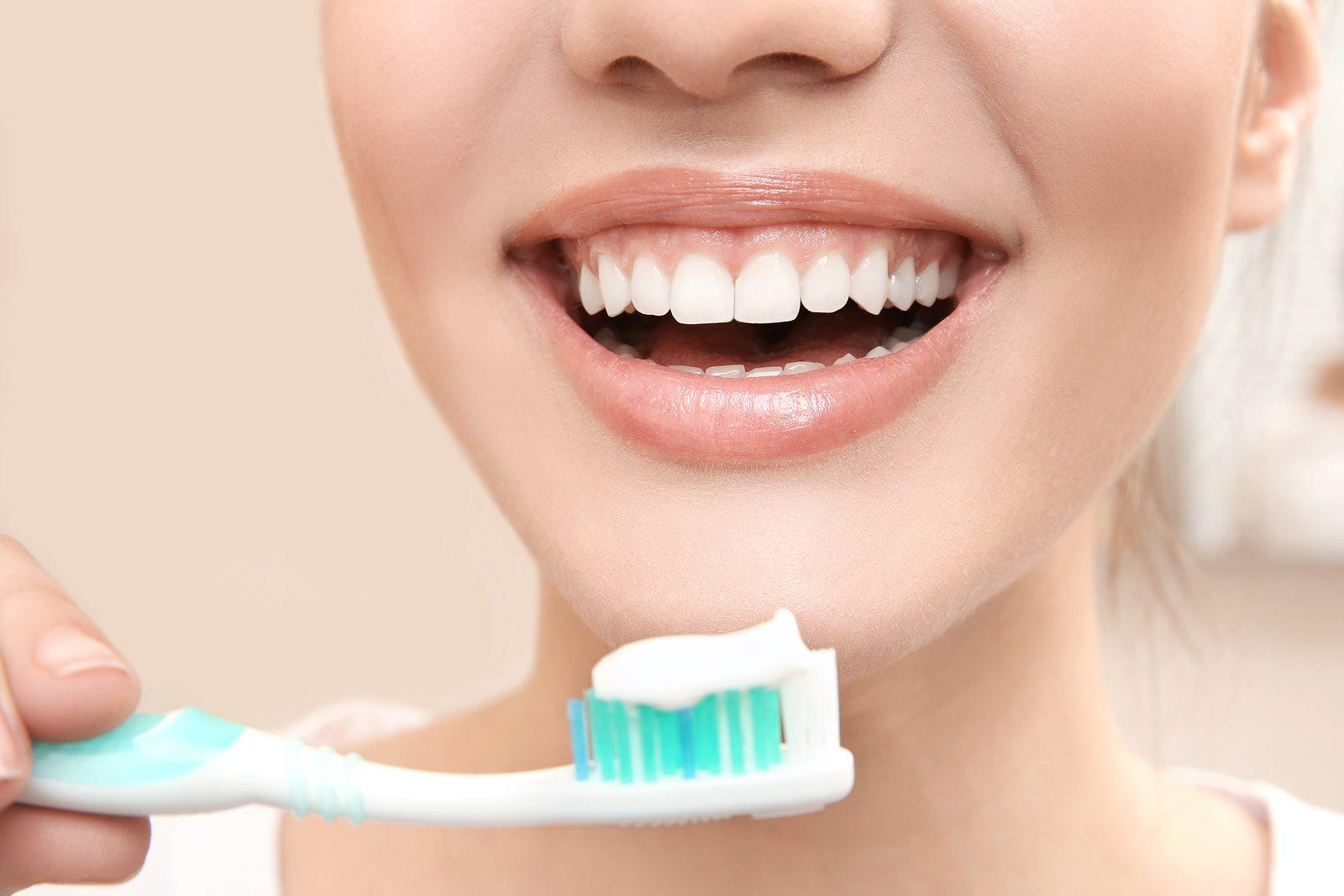 Gums Care, Brush and Floss,